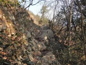 2018-03-14 monte Cordespino e forte S.Marco 023