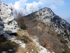 2018-03-14 monte Cordespino e forte S.Marco 063