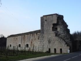 2018-03-14 monte Cordespino e forte S.Marco 009