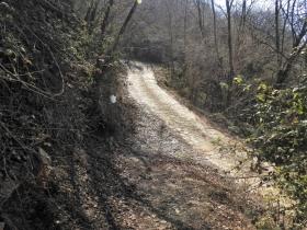 2018-03-14 monte Cordespino e forte S.Marco 051