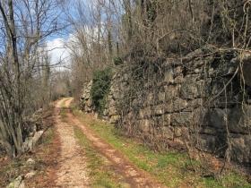 2018-03-14 monte Cordespino e forte S.Marco 055