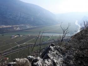 2018-03-14 monte Cordespino e forte S.Marco 097