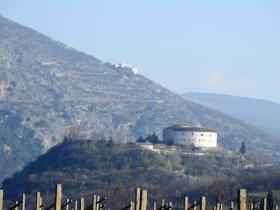 2018-03-14 monte Cordespino e forte S.Marco 102