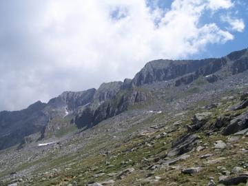 07 cima Terrefredde dalla val Braone, 1-lug-2006 (7)