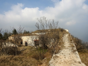 2018-03-14 monte Cordespino e forte S.Marco 086