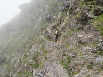 2011-08-03 Tagliaferri e sentiero Curò 081