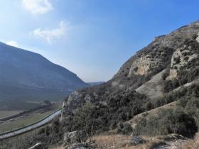 2018-03-14 monte Cordespino e forte S.Marco 026