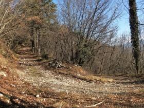 2018-03-14 monte Cordespino e forte S.Marco 031
