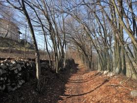 2018-03-14 monte Cordespino e forte S.Marco 049