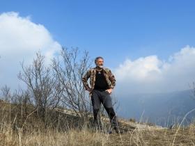2018-03-14 monte Cordespino e forte S.Marco 087