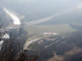 2018-03-14 monte Cordespino e forte S.Marco 099