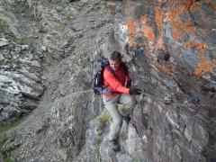 sentiero degli Alpini all'Albiolo